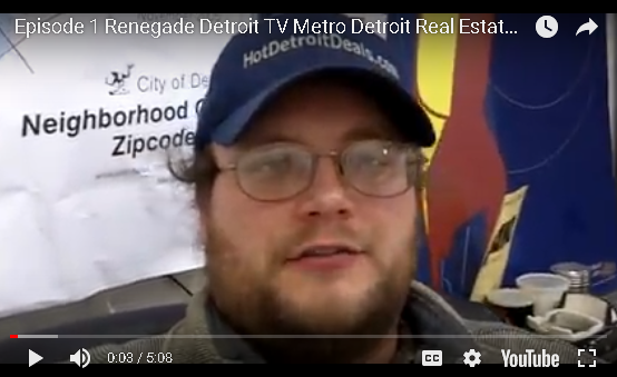 Ep1: Renegade Detroit TV: Raise the Bar
