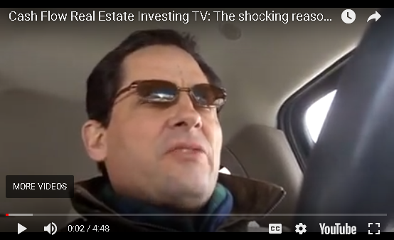 Cash Flow Real Estate Investing: The Shocking Reason I Got My First Deal