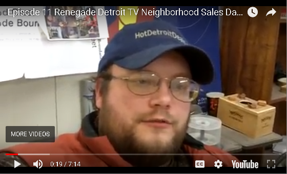 Ep 11 Renegade Detroit TV - Neighborhood Data Sales