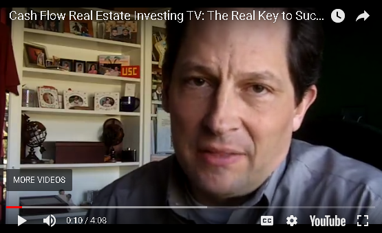 Cash Flow Real Estate Investing: The Real Keys to Success