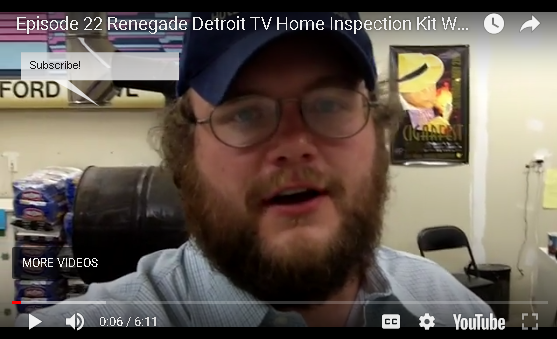 Ep 22 Renegade Detroit TV - The Hell With Man Bags
