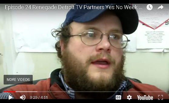 Ep 24 Renegade Detroit TV - Partners