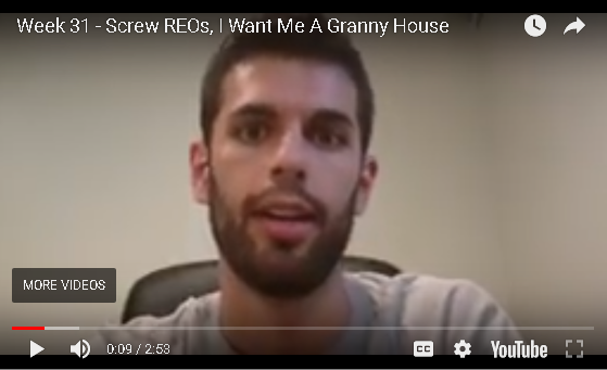 Jesse B - Screw REO's, I Want Me A Granny Housen'