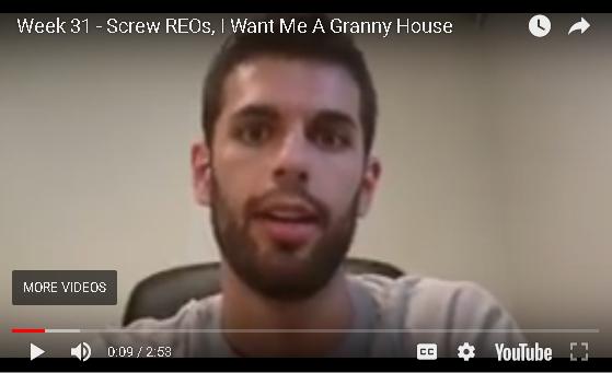 Jesse B - Screw REO's, I Want Me A Granny Housen'