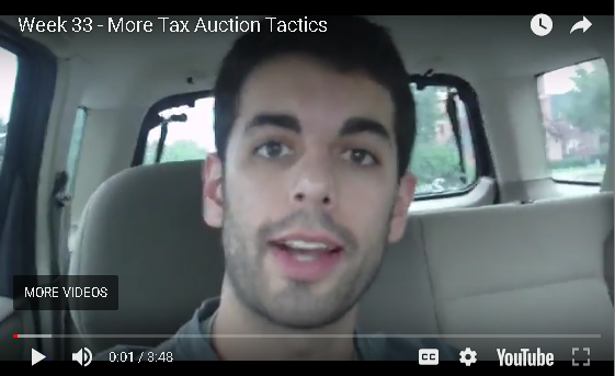 Jesse B - More Tax Auction Tactics