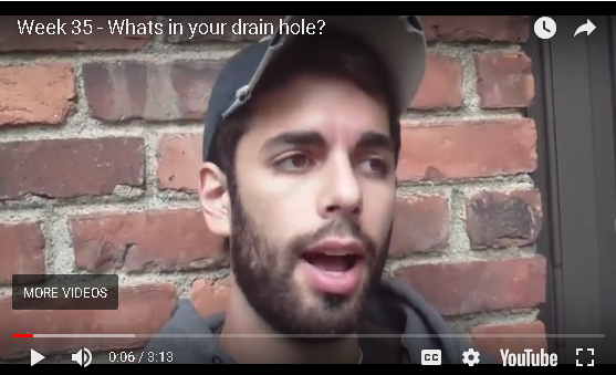 Jesse B - What's In Your Drain Hole?