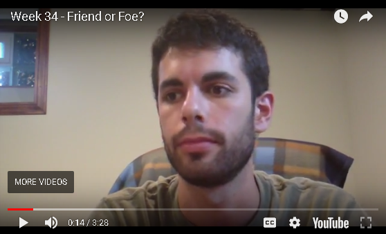 Jesse B - Friend or Foe?
