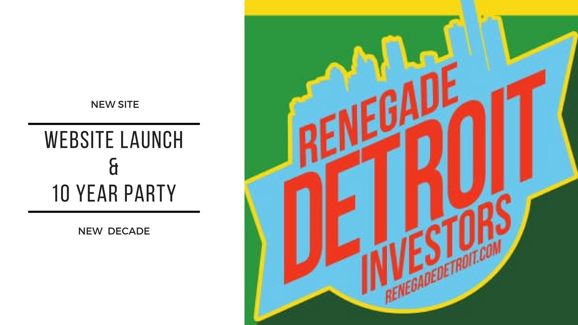 RDI Launch banner 1 April 2018