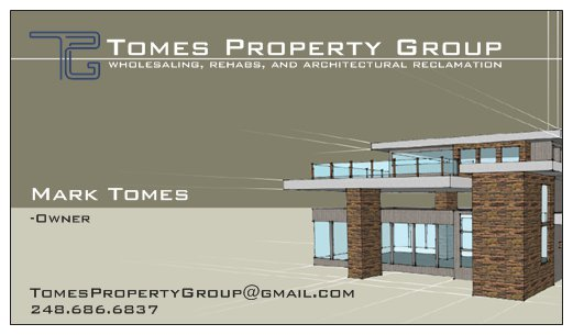 Tomes Property Group