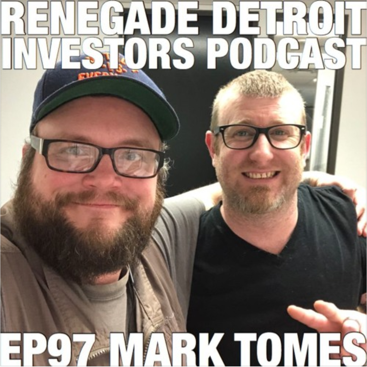 RDI Podcast Ep97 Mark Tomes