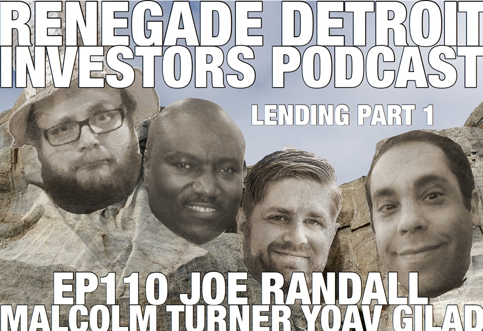 RDI Podcast EP110: Lending Part 1