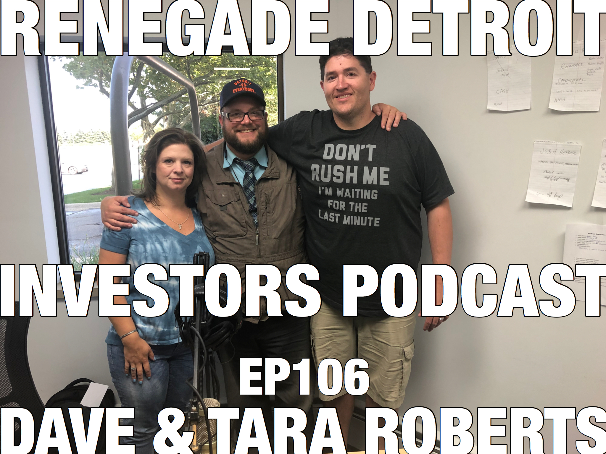 RDI Podcast Ep 106: Dave and Tara Roberts