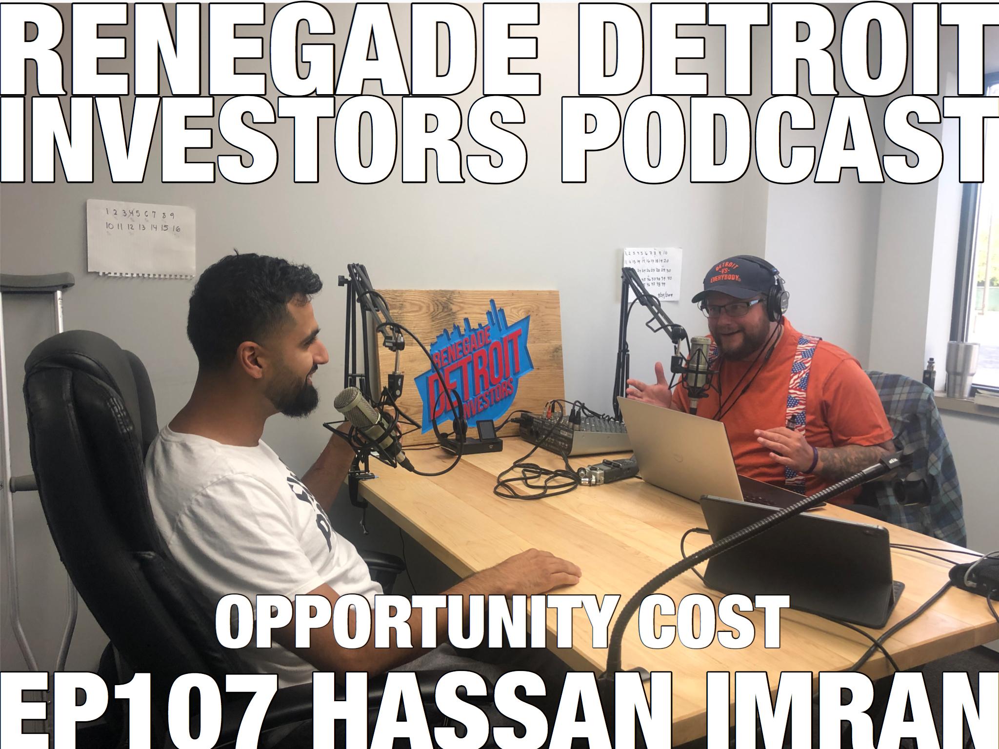 RDI Podcast Ep 107: Hassan Imran