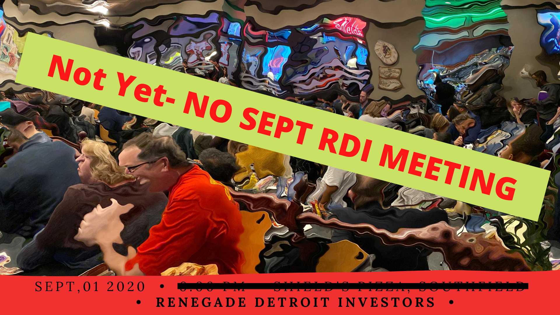 Not Yet - No Sept RDI Meeting